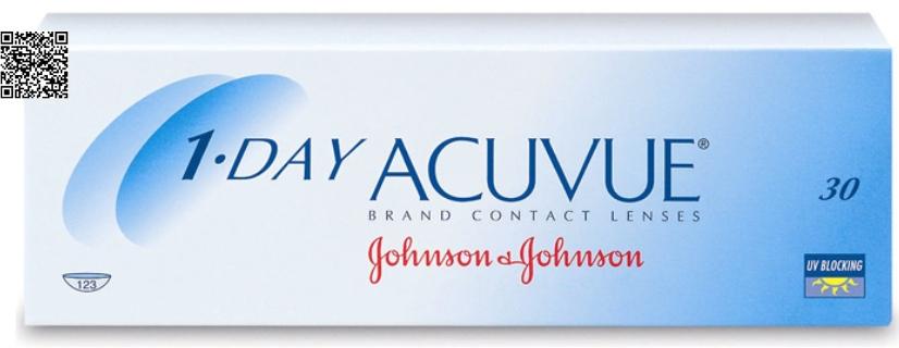 553b8820a399b Lentes de Contacto 1 Day Acuvue de Johnson   Johnson