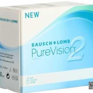 5b4854eae32ab Lentes de Contacto PureVision 2 de Bausch   Lomb - Lentes de Contacto    Pupilentes